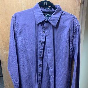 Apt9 dress shirt medium